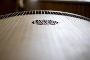Monochord am Riegsee